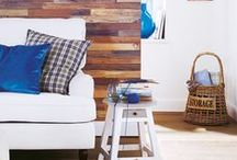 Neu einrichten / Wie eine Wohnung zum stilvollen Zuhause wird