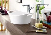 Badezimmer / Die schönsten Deko-Tipps und Einrichtungsideen fürs Badezimmer