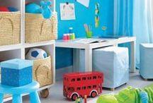 Kinderzimmer / Die schönsten Deko-Tipps und Einrichtungsideen fürs Kinderzimmer