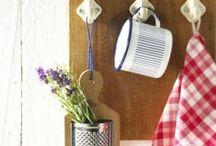 Küche / Die schönsten Deko-Tipps und Einrichtungsideen für die Küche