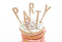 Party / We like, we like to party! Got a birthday coming up? Celebrate and get inspired with tonnes of theme ideas, printables + more!