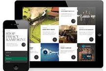 Tablet App Design