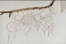 Dream Catcher / Modern dream catcher idea and inspiration. / by Malucaya