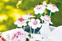 Gartenparty / Kreative Party-Ideen und DIY-Deko für draußen