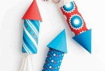 Fourth of July / Let's get festive this 4th of July! Get your red, white and blue fix with this collection of 4th of July fun!