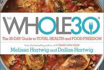 Whole30 / Healthy food