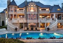 Dream Home / Lifestyles and living spaces of the rich and famous...I hope to have someday