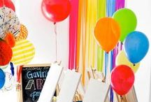 Bashes / Party ideas, Party Decor, Wedding Decor, Baby Showers, Barbeques,and Birthday Parties