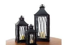 LANTERNS - TREND ALERT! / Trend Alert!! Lanterns are the trend again this year. Ladybug Junction offers a great selection of lanterns. Drop by to see them  SHOP NOW! http://www.ladybugjunction.com/products/lanterns