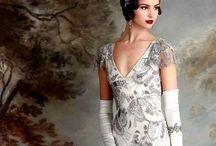 Historische Mode  20er Jahre