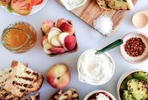 apps and zerts, y'all [party food]
