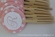 Children's Party Ideas / by Christina D'Asaro Design, LLC
