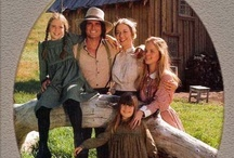 Little House On The Prairie / I used to watch this all the time - always ended up crying / by Diane Seren