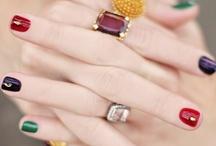 nail tutorials / by Sheron Kelm