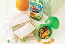Lunch ideas for kids / Ideas and inspiration for what to pack for kids lunches.  Kid lunch.
