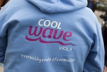 People with Cool Wave / Here's a selection of photographs of people loving new Cool Wave!