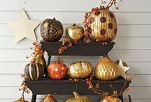 All Fall, Halloween & Harvest / Fall, Halloween, Harvest Decor Crafts and Decorating Ideas