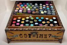 Ranger Ink Tutorials / Tutorials using #RangerInk Products