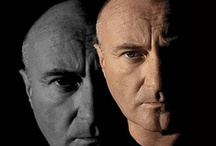 Phil Collins / This also includes Genesis / by Diane Seren