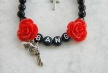 Rosas y Cruces / Esta colección está dedicada al Romanticismo.