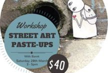 What's on / What's on in Brisbane, Australia for our crafty friends! / by Kath Chown