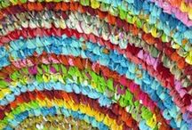 Rag Rugs / by Kath Chown
