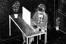 illustration, / by Tina Lam Ching Mun