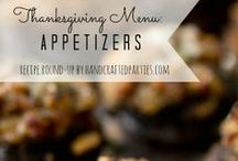 Thanksgiving Table / Thanksgiving Recipes
