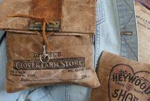 Accessoires Taschen und Gürtel