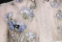 Couture / The dying, graceful art of custom made garments, perfect gowns...