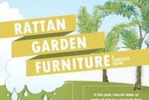 Garden Furniture Information / Rattan garden furniture information and buying guides