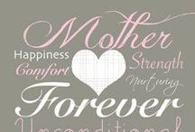 Mothers Day / Lets celebrate our wonderful mothers on mothers day.