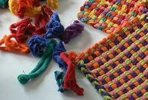 T-shirt Yarn - Learn Crochet with me! / Learn to #crochet in one of my #brisbane #classie workshops! / by Kath Chown