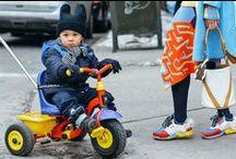 mini mode / Street stars shrunk, the best of kids fashion starlets