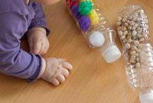Bébé | Activités sensorielles et d'éveils