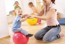 Bébé | Activités motrices