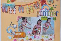 Scrapbook Ideas / by Cathay Rodgers