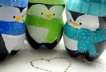 Penguins are my Favorite <3 / by Allie Parker