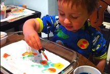Busy kids, happy kids! / Fun activities for little fingers and minds. Kids crafts, fun at home.
