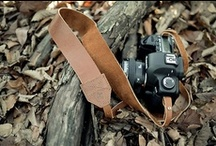 Holiday 2011 Collection  / Leather camera straps made in the USA