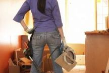 Mrs. Fix It / fix it, home repair, how to repair, fix stuff