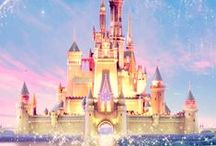 "ALL THINGS DISNEY!!! / ""If you can dream it, you can do it.""- Walt Disney / by Becca :D"