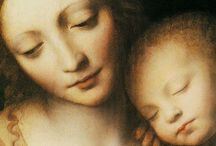 Mother Mary / by Ingrid Punt