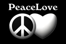 Peace please / I have a thing for peace signs...love them. / by Kelly Blaeser Bonner