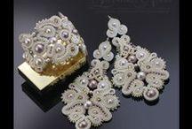 LiAnna Wedding Soutache Jewellery - biżuteria sutasz / www.lianna.blox.pl #sutasz  #soutache  #jewelry #biżuteria #biżuteria ślubna #lianna