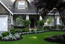 Front yard landscaping ideas / Welcome to Dream Yard's Pinterest board of front yard landscaping photos. Front yard landscape designs are all creating curb appeal while making things practical. Don't forget to check out some great ideas on our other related landscaping boards, and thanks for visiting us.    / by dreamyard