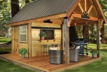 Greenhouse ideas, garden sheds, potting sheds / Welcome to Dream Yard's Pinterest boards for greenhouse, potting sheds, and garden sheds. This board is all about growing and storing plants and tools for your garden and yard. Thanks for visiting us, and we hope you get the chance to visit some of our other landscaping boards.