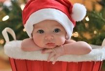 Ho! Ho! Ho! / Christmas, Christmas stuff, holiday stuff, Santa, gifts