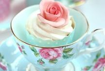 My cup of tea.... / tea cups, cups, beautiful designs