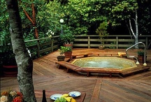 hot tub ideas, jacuzzi, and spa / Welcome to Dream Yard's Pinterest boards. Here you will find all kinds of inspiring pictures for any of your landscaping projects. After visiting these backyard hot tubs, spas, and jacuzzi ideas, be sure to check out some of our other boards. Thanks for visiting our boards. / by dreamyard